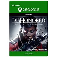 Dishonored: Death of the Outsider - Xbox One Digital