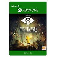 Little Nightmares - Xbox One Digital - Konzol játék