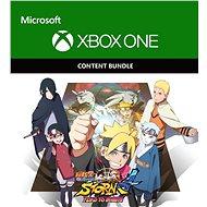 NARUTO SHIPPUDEN: Ultimate Ninja STORM 4 ROAD TO BORUTO Pack - Xbox Digital - Videójáték kiegészítő