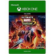 Ultimate Marvel vs Capcom 3 - Xbox One Digital