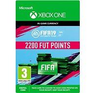 FIFA 19: ULTIMATE TEAM FIFA POINTS 2200 - Xbox Digital
