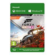Forza Horizon 4: Deluxe Edition - Xbox One/Win 10 Digital - Konzol játék