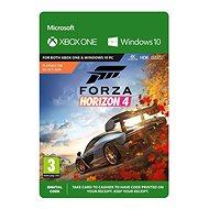 Forza Horizon 4: Standard Edition - Xbox One/Win 10 Digital - Konzol játék