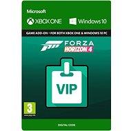 Forza Horizon 4: VIP Membership - Xbox One/Win 10 Digital