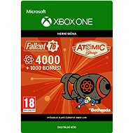 Fallout 76: 4000 Atoms - Xbox Digital