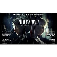Final Fantasy XV: Windows Edition - Xbox Digital