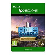 Cities: Skylines - Premium Edition - Xbox One Digital