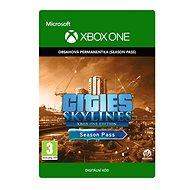 Cities: Skylines - Season Pass - Xbox Digital - Játék kiegészítő