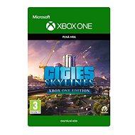 Cities: Skylines - Xbox One Edition - Xbox Digital