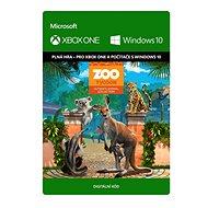 Zoo Tycoon - Xbox Digital - Konzol játék