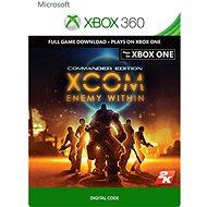 XCOM: Enemy Within - Xbox 360, Xbox Digital - Konzol játék