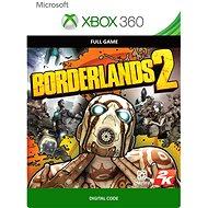 Borderlands 2 - Xbox 360 Digital - Konzol játék