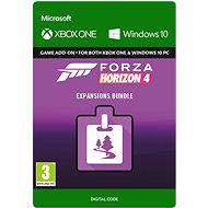 Játék kiegészítő Forza Horizon 4: Expansions Bundle - Xbox One/Win 10 Digital