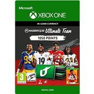 Madden NFL 20: MUT 1050 Madden Points Pack - Xbox Digital