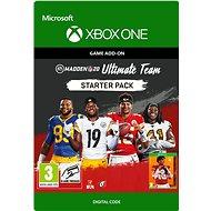 Madden NFL 20: MUT Starter Pack - Xbox Digital - Játék kiegészítő