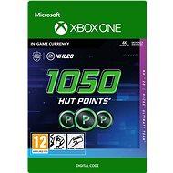 NHL 20: ULTIMATE TEAM NHL POINTS 1050 - Xbox Digital