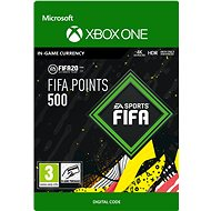FIFA 20 ULTIMATE TEAM FIFA POINTS 500 - Xbox One Digital - Játék kiegészítő