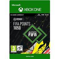 FIFA 20 ULTIMATE TEAM™ 1050 FIFA POINTS - Xbox One Digital - Játék kiegészítő