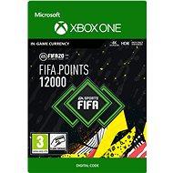 FIFA 20 ULTIMATE TEAM™ 12000 POINTS - Xbox One Digital - Játék kiegészítő
