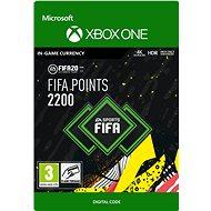 FIFA 20 ULTIMATE TEAM™ 2200 POINTS - Xbox One Digital - Játék kiegészítő