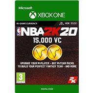 NBA 2K20: 15,000 VC - Xbox Digital