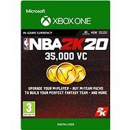 NBA 2K20: 35,000 VC - Xbox Digital