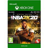 NBA 2K20: Digital Deluxe - Xbox Digital