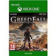 GreedFall - Xbox Digital