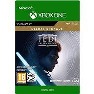 STAR WARS Jedi Fallen Order: Deluxe Upgrade - Xbox Digital - Játék kiegészítő