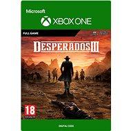 Desperados III - Xbox Digital - Konzol játék