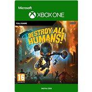 Destroy All Humans - Xbox Digital
