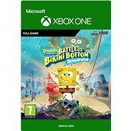 SpongeBob SquarePants: Battle for Bikini Bottom - Rehydrated - Xbox Digital