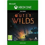 The Outer Wilds - Xbox Digital - Konzol játék