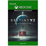 Destiny 2: Shadowkeep Expansion - Xbox Digital - Konzol játék