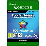 Plants vs Zombies: Battle for Neighborville: 500 Rainbow Stars - Xbox Digital - Konzol játék