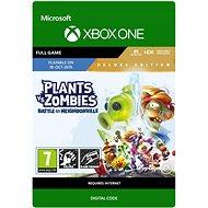 Plants vs. Zombies: Battle for Neighborville: Deluxe Edition - Xbox Digital - Konzol játék