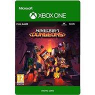 Minecraft Dungeons - Xbox One Digital - Konzol játék