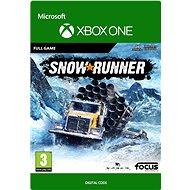 SnowRunner - Xbox Digital