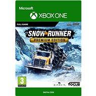 SnowRunner - Premium Edition - Xbox Digital