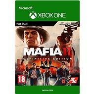 Mafia II Definitive Edition - Xbox Digital