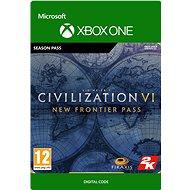 Sid Meier's Civilization VI - New Frontier Pass - Xbox Digital - Játék kiegészítő