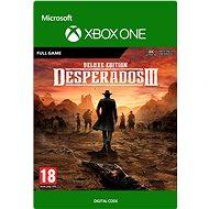 Desperados III - Deluxe Edition - Xbox Digital - Konzol játék