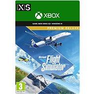 Microsoft Flight Simulator - Premium Deluxe Edition - Windows 10 Digital - PC játék