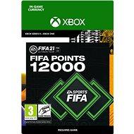 FIFA 21 ULTIMATE TEAM 12000 POINTS - Xbox One Digital - Játék kiegészítő