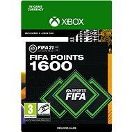 FIFA 21 ULTIMATE TEAM 1600 POINTS - Xbox One Digital - Játék kiegészítő