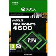 FIFA 21 ULTIMATE TEAM 4600 POINTS - Xbox One Digital - Játék kiegészítő