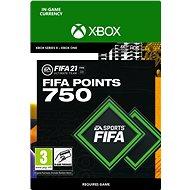 FIFA 21 ULTIMATE TEAM 750 POINTS - Xbox One Digital - Játék kiegészítő