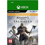 Assassins Creed Valhalla: Gold Edition - Xbox One Digital - Konzol játék