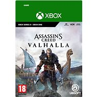 Assassins Creed Valhalla: Standard Edition - Xbox One Digital - Konzol játék
