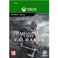 Assassins Creed Valhalla: Ultimate Edition - Xbox One Digital - Konzol játék